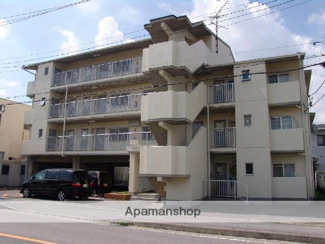愛知県安城市、三河安城駅徒歩17分の築28年 4階建の賃貸マンション