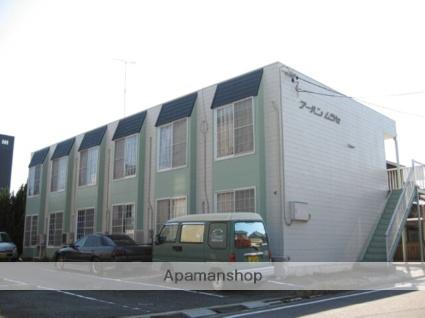 愛知県刈谷市、刈谷駅徒歩11分の築25年 2階建の賃貸アパート