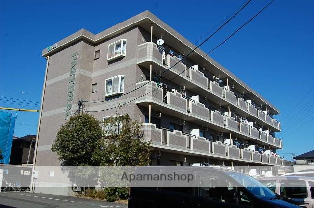 愛知県安城市、安城駅徒歩19分の築21年 4階建の賃貸マンション