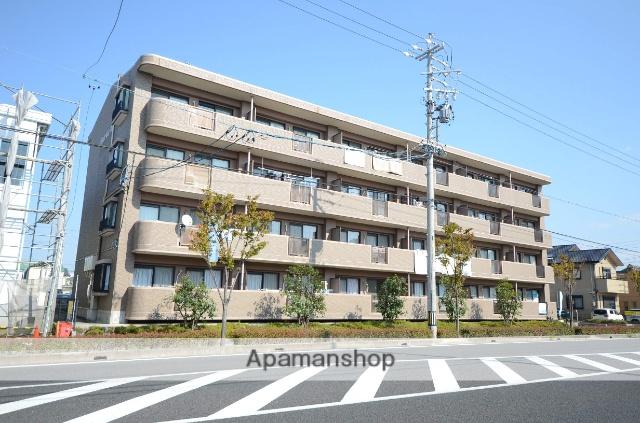 愛知県安城市、新安城駅徒歩16分の築15年 4階建の賃貸マンション