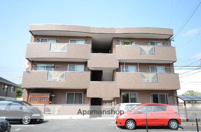 愛知県安城市、新安城駅徒歩13分の築13年 3階建の賃貸マンション