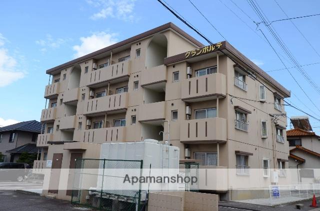 愛知県安城市、三河安城駅徒歩12分の築23年 4階建の賃貸マンション
