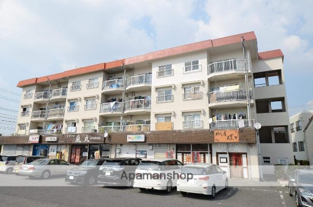 愛知県安城市、安城駅徒歩27分の築40年 4階建の賃貸マンション