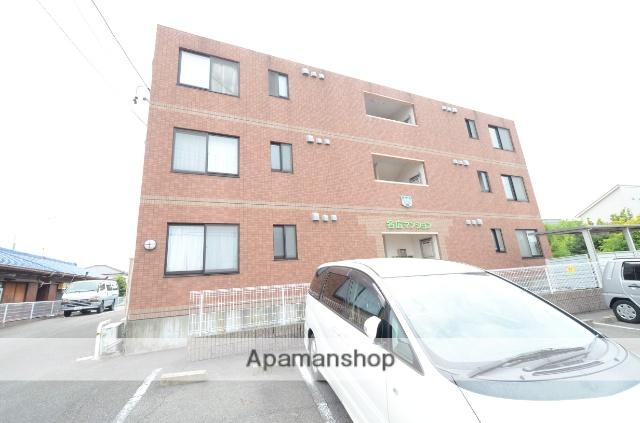 愛知県安城市、南安城駅徒歩8分の築12年 3階建の賃貸マンション