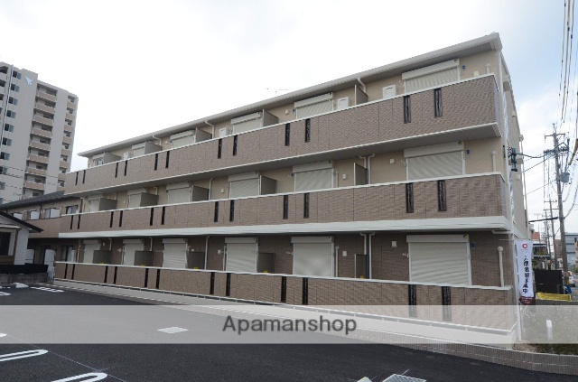 愛知県知立市、知立駅徒歩6分の新築 3階建の賃貸アパート