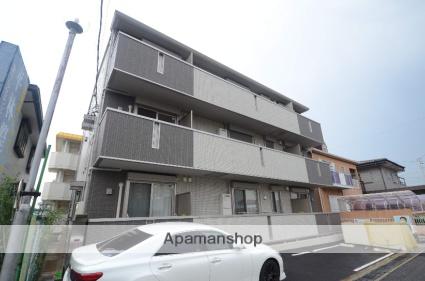 愛知県刈谷市、逢妻駅徒歩12分の新築 3階建の賃貸アパート