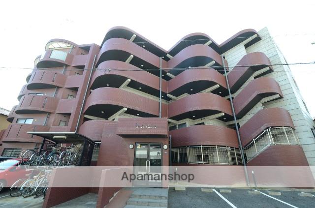 愛知県安城市、安城駅徒歩10分の築15年 5階建の賃貸マンション