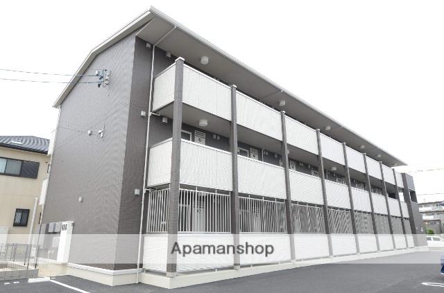愛知県安城市、三河安城駅徒歩18分の新築 3階建の賃貸アパート