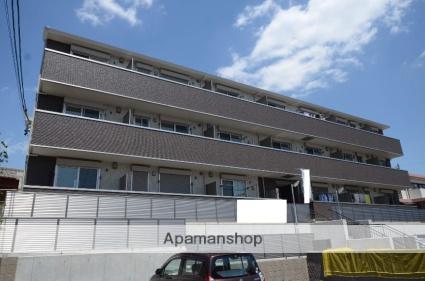 愛知県刈谷市、逢妻駅徒歩4分の新築 3階建の賃貸アパート
