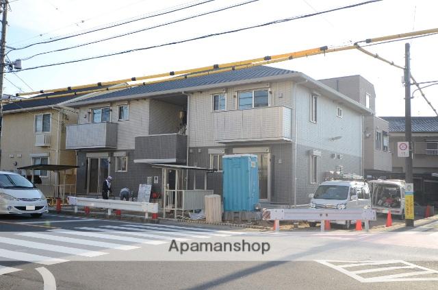 愛知県知立市、一ツ木駅徒歩20分の新築 2階建の賃貸アパート
