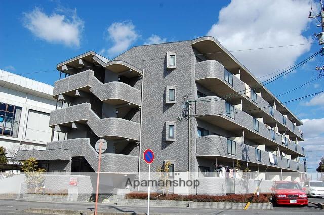 愛知県安城市、安城駅徒歩18分の築14年 4階建の賃貸マンション
