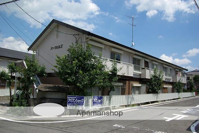 愛知県安城市、新安城駅徒歩12分の築24年 2階建の賃貸アパート