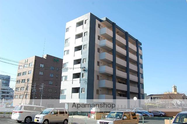 愛知県安城市、三河安城駅徒歩4分の築14年 7階建の賃貸マンション