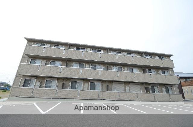 愛知県安城市、桜井駅徒歩10分の築8年 3階建の賃貸アパート