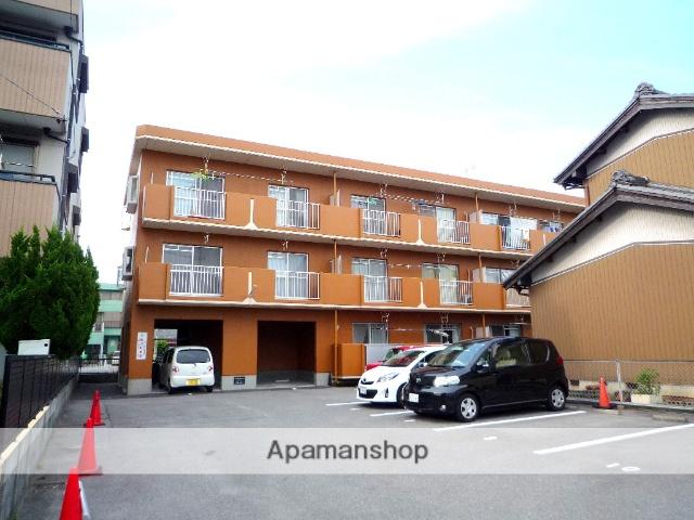 愛知県安城市、安城駅徒歩15分の築22年 3階建の賃貸マンション
