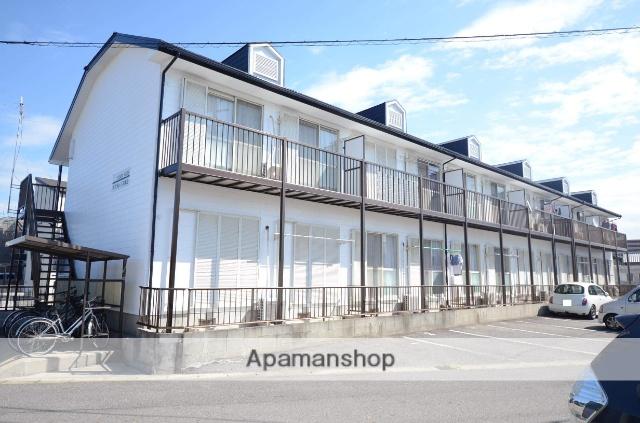 愛知県安城市、安城駅徒歩24分の築25年 2階建の賃貸アパート