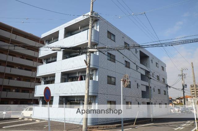 愛知県安城市、安城駅徒歩20分の築7年 4階建の賃貸マンション