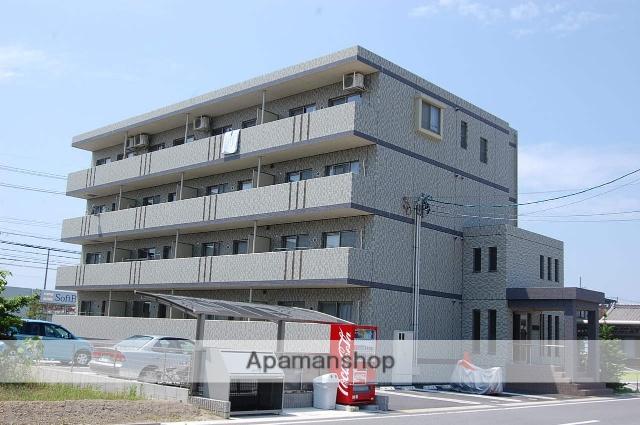 愛知県安城市、堀内公園駅徒歩16分の築8年 4階建の賃貸マンション