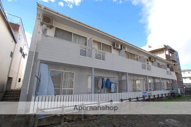愛知県安城市、安城駅徒歩17分の築27年 2階建の賃貸アパート