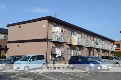 愛知県安城市、三河安城駅徒歩13分の築29年 2階建の賃貸アパート