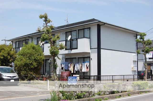 愛知県安城市、安城駅徒歩12分の築23年 2階建の賃貸アパート
