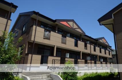 愛知県安城市、新安城駅徒歩14分の築23年 2階建の賃貸アパート