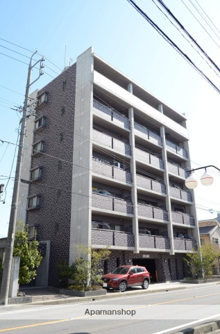 愛知県安城市、安城駅徒歩11分の築10年 7階建の賃貸マンション