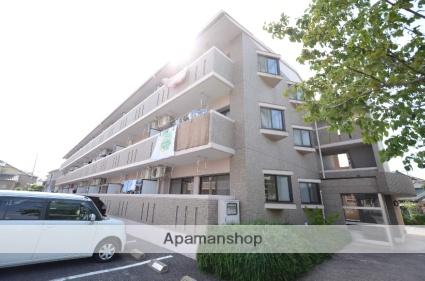 愛知県刈谷市、野田新町駅徒歩15分の築18年 3階建の賃貸マンション