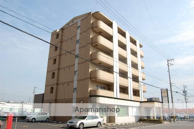 愛知県安城市、三河安城駅徒歩3分の築13年 6階建の賃貸マンション