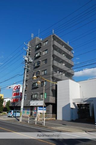 愛知県安城市、安城駅徒歩19分の築19年 7階建の賃貸マンション