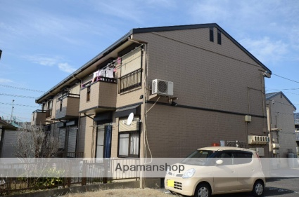 愛知県安城市、堀内公園駅徒歩9分の築25年 2階建の賃貸アパート