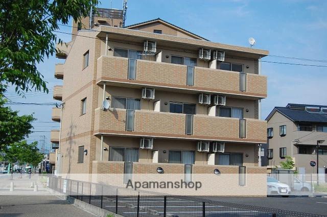 愛知県安城市、新安城駅徒歩12分の築10年 3階建の賃貸マンション