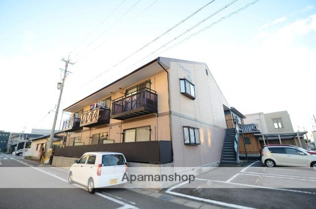 愛知県安城市、新安城駅徒歩6分の築19年 2階建の賃貸アパート