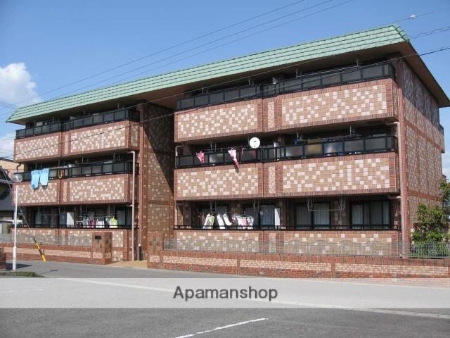 愛知県安城市の築13年 3階建の賃貸マンション