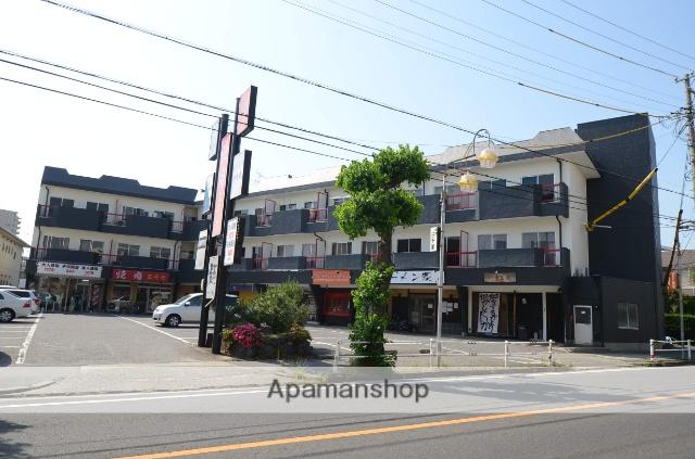 愛知県安城市、安城駅徒歩14分の築38年 3階建の賃貸マンション