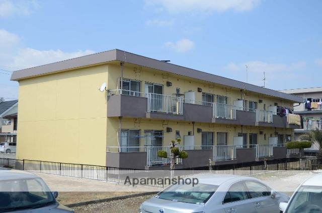 愛知県安城市、安城駅徒歩12分の築33年 2階建の賃貸マンション