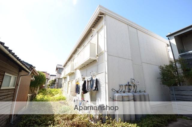 愛知県安城市の築26年 2階建の賃貸アパート