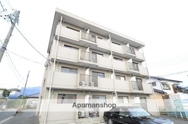 愛知県知立市、牛田駅徒歩17分の築26年 4階建の賃貸マンション