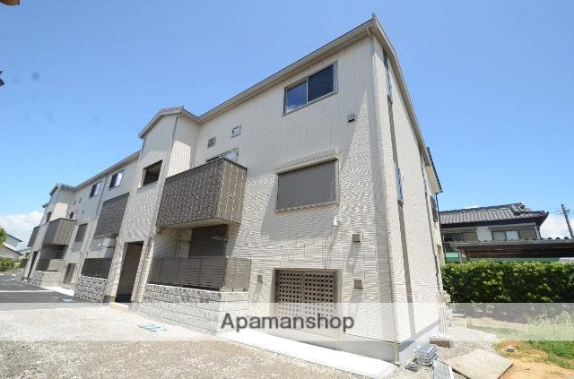 愛知県安城市、桜井駅徒歩8分の新築 2階建の賃貸アパート