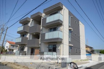 愛知県西尾市、桜町前駅徒歩16分の新築 3階建の賃貸アパート