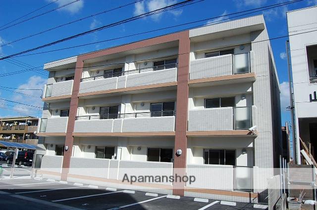 愛知県安城市、新安城駅徒歩5分の築6年 3階建の賃貸マンション