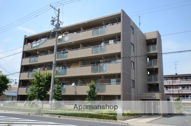愛知県安城市、新安城駅徒歩13分の築6年 5階建の賃貸マンション
