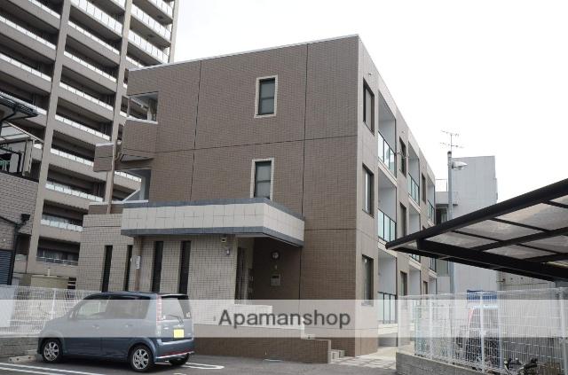 愛知県安城市、三河安城駅徒歩20分の築7年 3階建の賃貸マンション