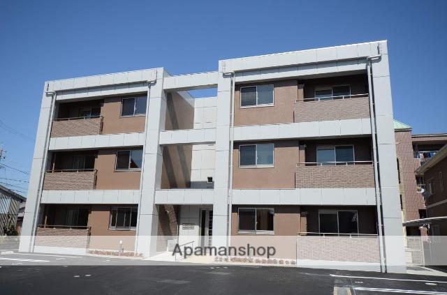 愛知県安城市、安城駅徒歩19分の築3年 3階建の賃貸マンション