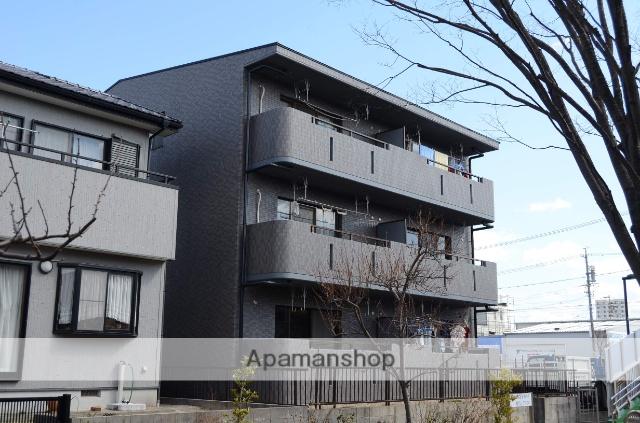 愛知県安城市、新安城駅徒歩18分の築16年 3階建の賃貸マンション