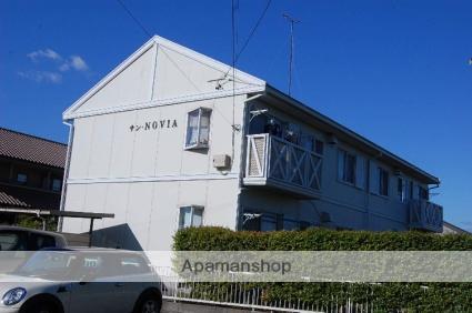愛知県岡崎市、美合駅徒歩21分の築26年 2階建の賃貸アパート