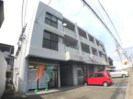 愛知県海部郡蟹江町、蟹江駅徒歩8分の築28年 3階建の賃貸マンション