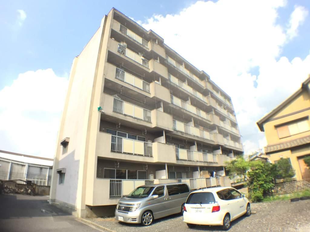 愛知県津島市、津島駅徒歩15分の築42年 6階建の賃貸マンション