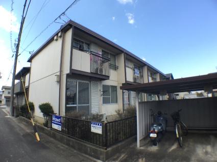 愛知県弥富市、佐古木駅徒歩2分の築31年 2階建の賃貸アパート