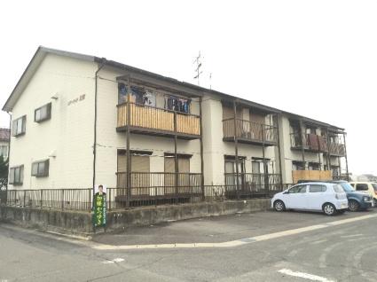 愛知県弥富市、佐古木駅徒歩9分の築24年 2階建の賃貸アパート